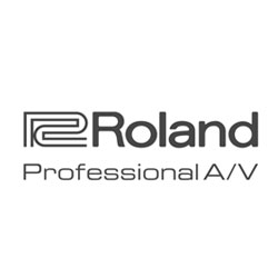 Link to Roland Pro A/V website